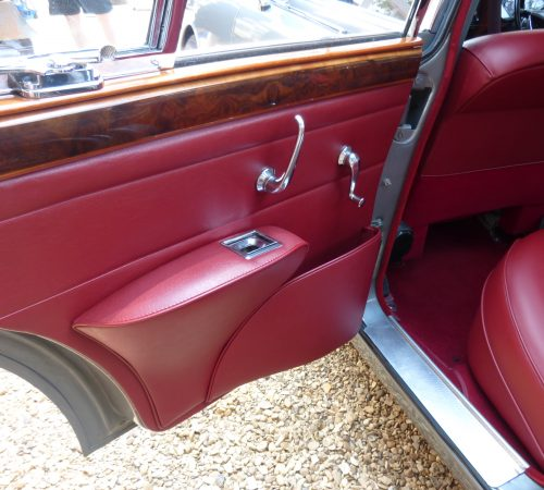 Mk11 rear door panel