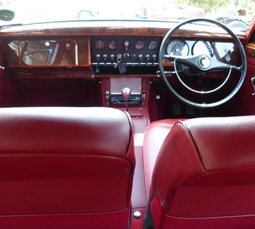 Mk 11 Interior rear view
